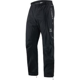 Haglöfs L.I.M Pantalones Hombre, true black short